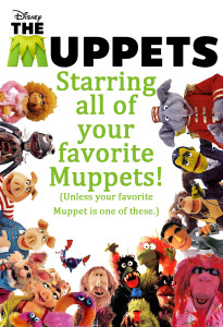 The Muppets Promo - Favorite Muppets