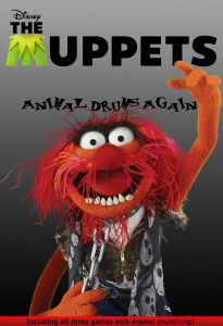 The Muppets Promo - Animal Drums Again