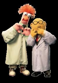 Bunsen and Beaker
