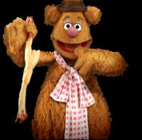 Fozzie Bear 7