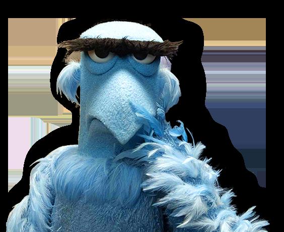 Sam the Eagle 2 – Muppet Hub