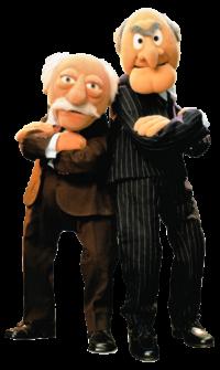 Statler and Waldorf 1