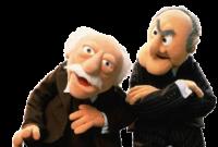 Statler and Waldorf 2
