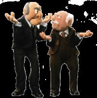 Statler and Waldorf 3