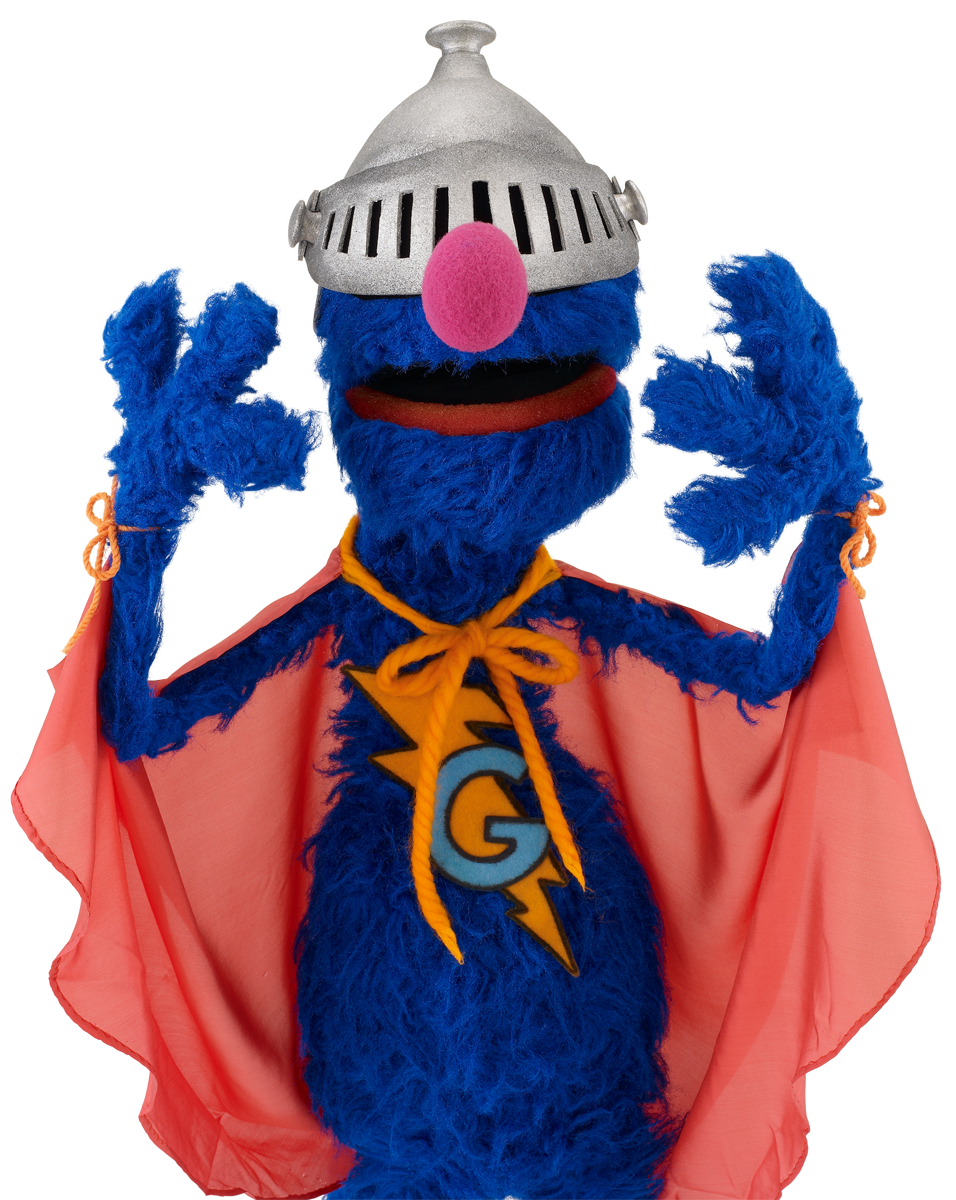 Super Grover (Original) | Muppet Hub