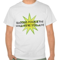 Seasons 4 & 5 T-Shirt