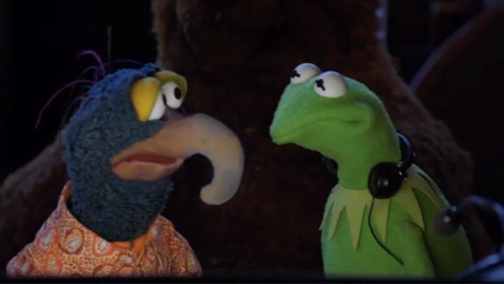 Kermit face