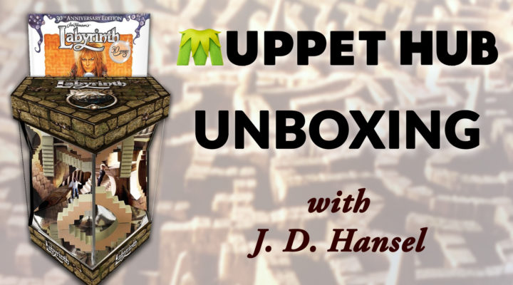 Labyrinth Gift Box Unboxing & Review